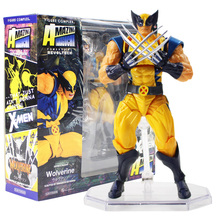 15cm Marvel Super Hero X-Men Wolverine Logan Howlett Action Figures BJD Doll Toys