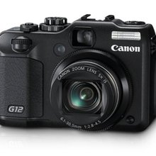 Used,Canon G12 10 MP Digital Camera with 5x Optical Image St