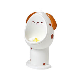 Baby Boy Bathroom Wall-Mounted Hook Potty Toilet Stand Vertical Urinal Penico