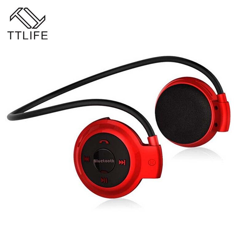 font b 2017 b font TTLIFE Wireless Headphones Bluetooth Mini 503 Music Stereo Earphones with