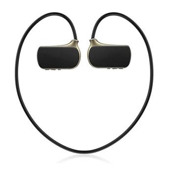 Wireless Bluetooth W273 headphone Real 8GB Sport MP3 player W273 Stereo Headset MP3 headphone walkman Running mp3 player