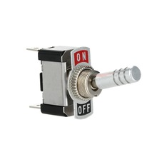 12V 20A/24v 10A Metal Toggle Flick ON/OFF Switch Car DIY Parts SPST цена