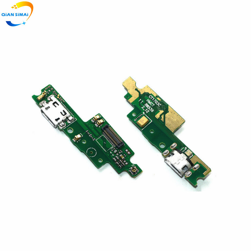 1PCS For XiaoMi Redmi 4X USB Flex Cable Port Charger Connector Dock Plug Board Component Replacement Spare Parts