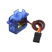 Plastic Gear Digital Torque SG50 Micro Servo Kit 5g For RC Airplane Helicopter