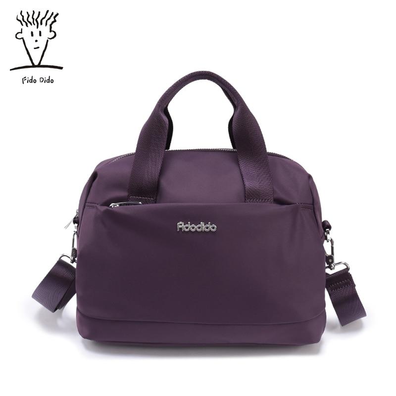 Fido Dido Crossbody Bag Canvas shoulder bags Men messenger bag men Casual Handbag tote Business Briefcase For Computer!! fido