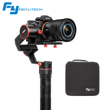 FeiyuTech a1000 3 Axis single Handheld Gimbal camera Stabilizer for Nikon for Sony for Canon for Gopro cameras smartphone