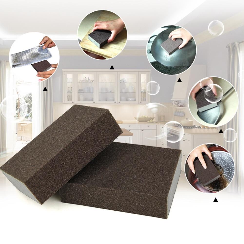 10*7*2.5cm 4pcs/lot High Density Magic Sponge For Household Cleaning Kitchen Sponge Removing Rust Rub P0.45
