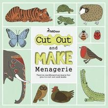 Animal Handmade Book