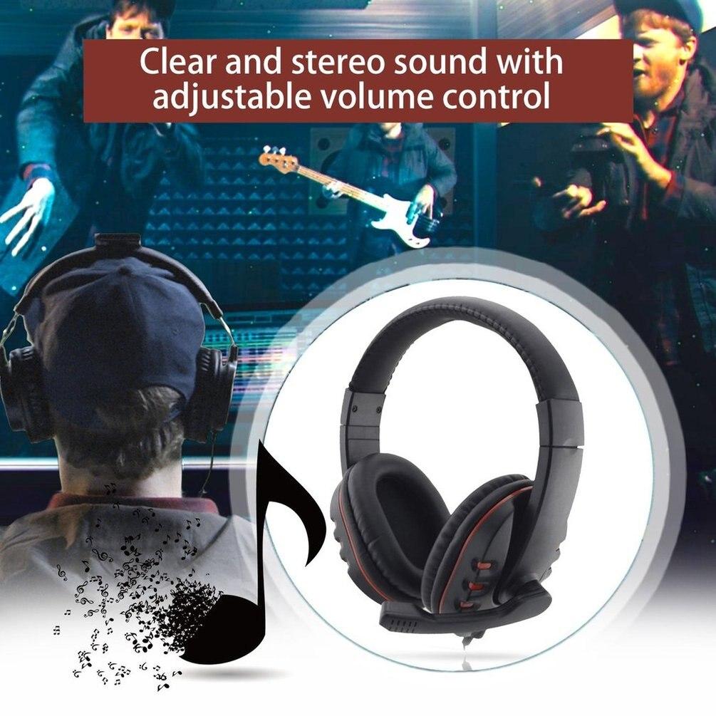 Fone de Ouvido com Microfone Gaming Headset com Microfone Jogo