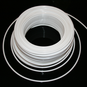 1/4'' PE Pipe 10m White Flexible Plumbing Hose Fitting Connector for RO Water Filter System Aquarium Reverse Osmosis