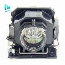 RLC-039 DT00821 Compatível lâmpada para Hitachi CP-X264 CP-X6 CP-X5W CP-X5 CP-X3 HCP-600X HCP-610X para Viewsonic PJ359W PJL3211