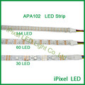 High Brightness 5meter IP20 / IP65/ IP67 Flexible LED Strip apa102