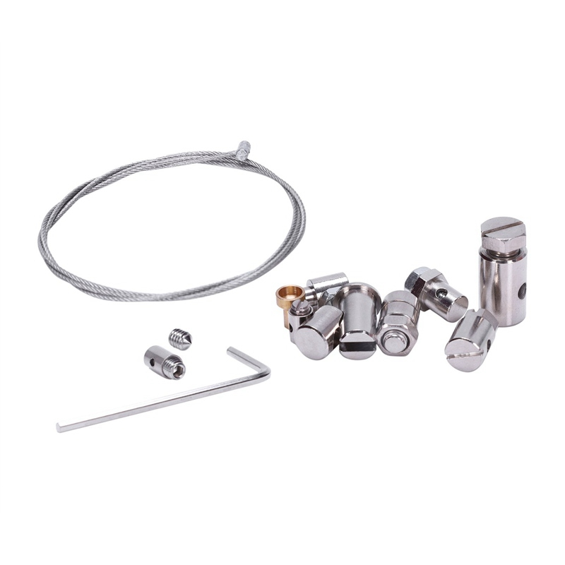 Universal Inner Clutch Throttle Brake Cable Repair Kit Motorcycle Nipples(China)