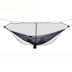 Image 3 - Separate Hammock Mosquito Net Black Army Green Two person Hammock Camping Cover Not with The Hammock for Outdoor Hanging Chair