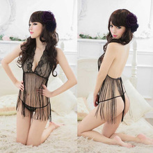 2016 New Sexy Lingerie Hot Women Nightgown Sexy Costumes Erotic Lingerie Sleepwear Set Sex Dolls Pajamas for Women Hot Selling