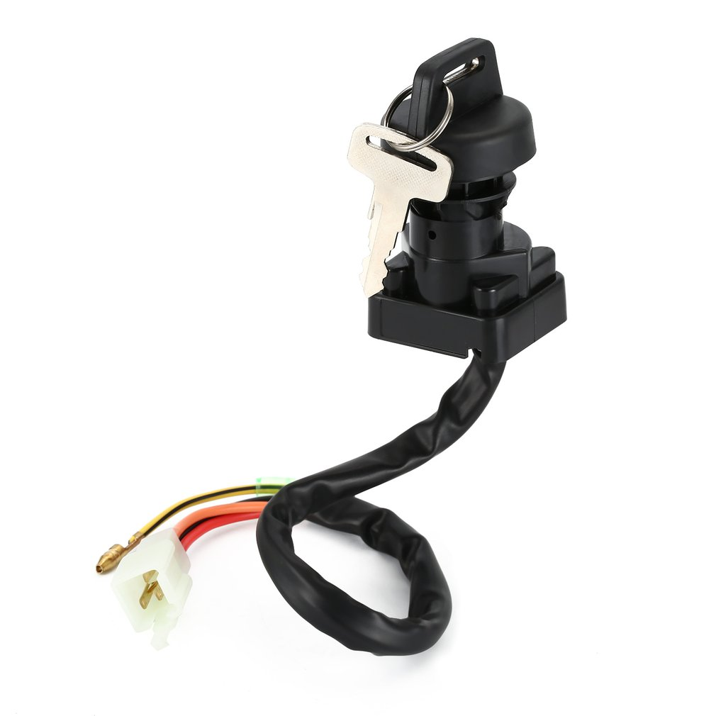 Ignition Key Switch Fits Suzuki Lt-80 Lt80 Lt 80 1996-2006 Atv New
