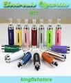 10pcs/lot E cig atomizer 2ml MT3 vaporizer  EVOD e-cigarette rebuildable atomizer EGO  MT3 atomizer replaceable coil