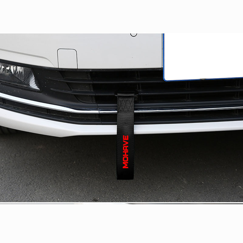 Stylish Car Front Trim Rope And Car End Car Tow Rope For Kia Mohave