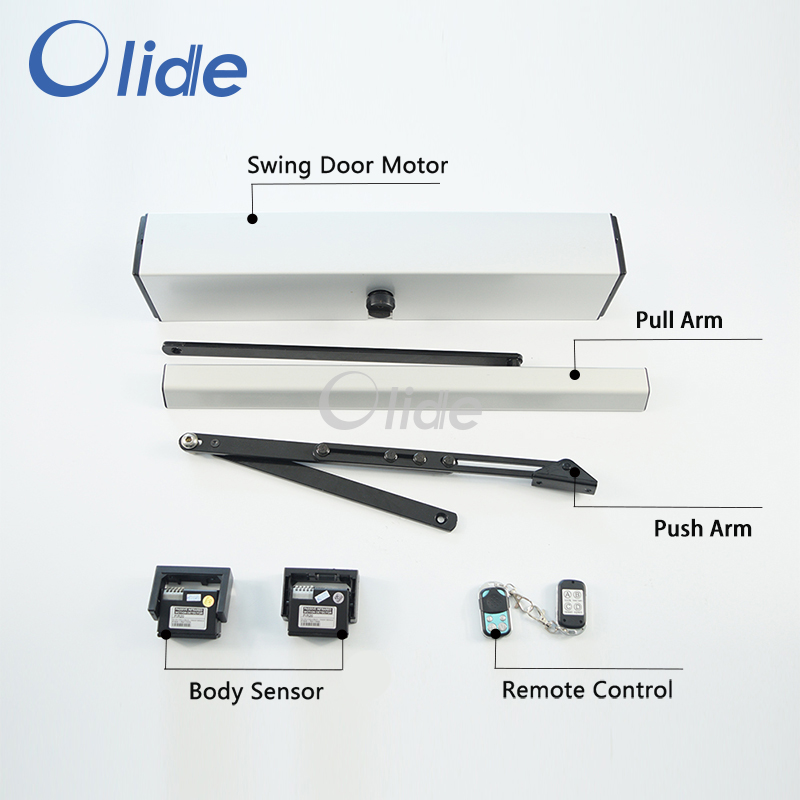 Olide Body/Motion/Active Rader Sensor Automatic/Electric Swing Door Opener,Body/Motion Sensored Automatic/Electric Sw microwave contactless motion sensor switch for automatic door opener