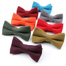 Детские модные галстук-бабочки