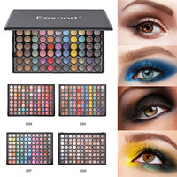 88Colors Eyeshadow Palette Concealer Highlighting Powder Eye Shadow Palettes Drop Shipping 1009