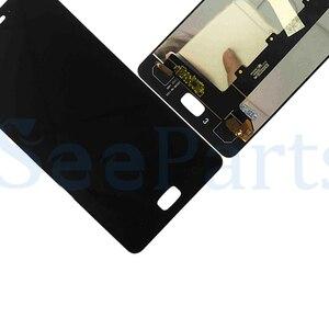 """Image 5 - 5.5 """"dla wyświetlacza Blackberry Motion LCD montaż digitizera ekranu dotykowego dla BlackBerry Motion LCD z części wymienne do ramy"""