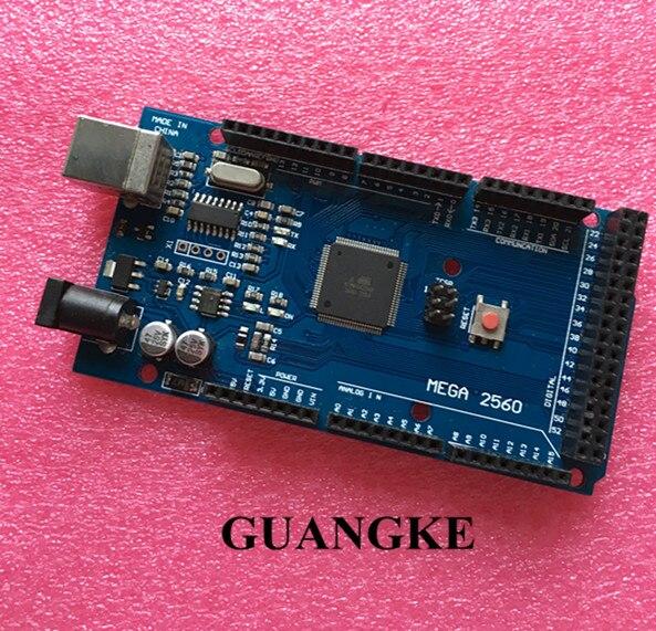 TENSTAR ROBOT MEGA2560 MEGA 2560 R3 (ATmega2560-16AU CH340G) USB conseil compatible Nouveau