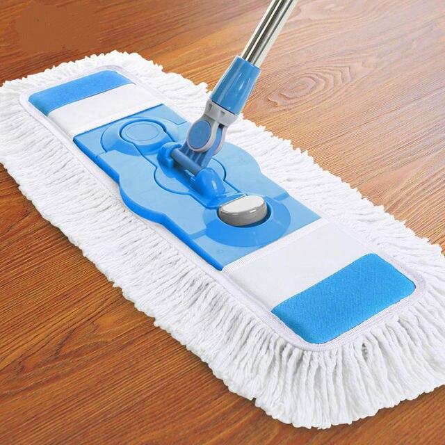 Online Shop Commercial Flat Mop Household Plus Large Wooden Floor