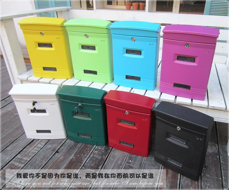 Popular Post Box Decor Buy Cheap Post Box Decor Lots From
