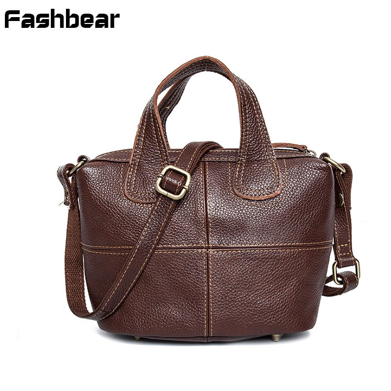 Women Messenger Bags fashion 2018 Designer Genuine leather Ladies Handbag Real Leather Bags Brand Female Crossbody Shoulder Bag fashion women messenger bags real leather designer ladies shoulder crossbody bags genuine cow leather small mini bags for women