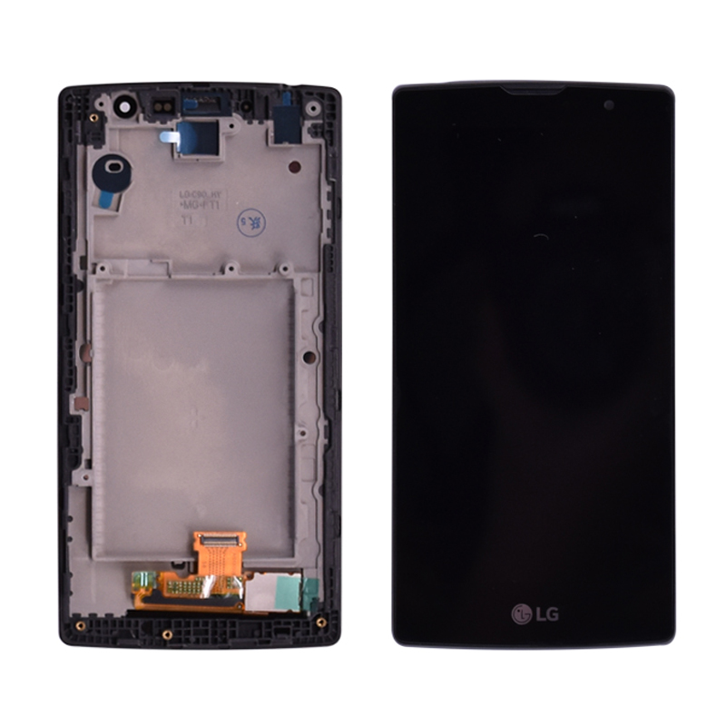 Original For LG Magna h502 H502F H500F H500R H500N Y90 LCD Display + Touch Screen Digitizer Assembly with frameOriginal For LG Magna h502 H502F H500F H500R H500N Y90 LCD Display + Touch Screen Digitizer Assembly with frame