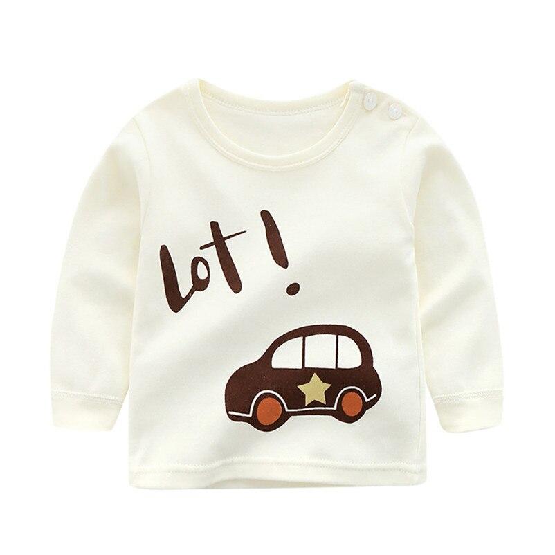 baby kids tops cotton cartoon unisex t shirt tee lovely long sleeve pullover sweatshirts roupa thin soft sweet clothes 4de10 (8)