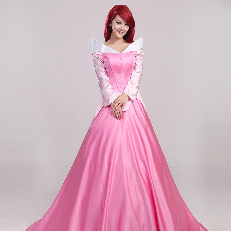 Sexy dormir vestido de la belleza Halloween traje princesa Aurora ...