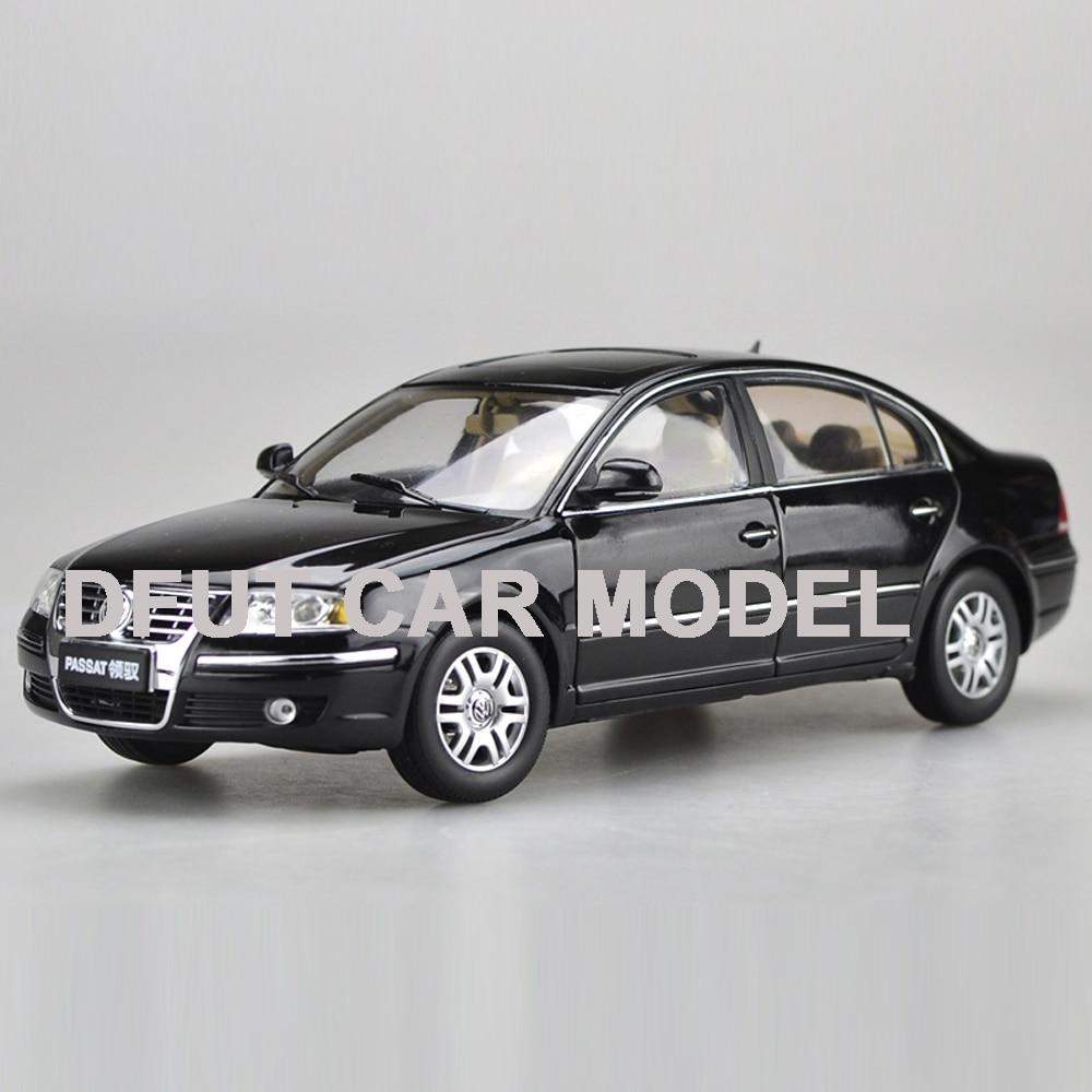 Литые под давлением игрушечные машины из сплава 1:18, автомобиль PASSAT, модель детских игрушечных автомобилей для коллекции