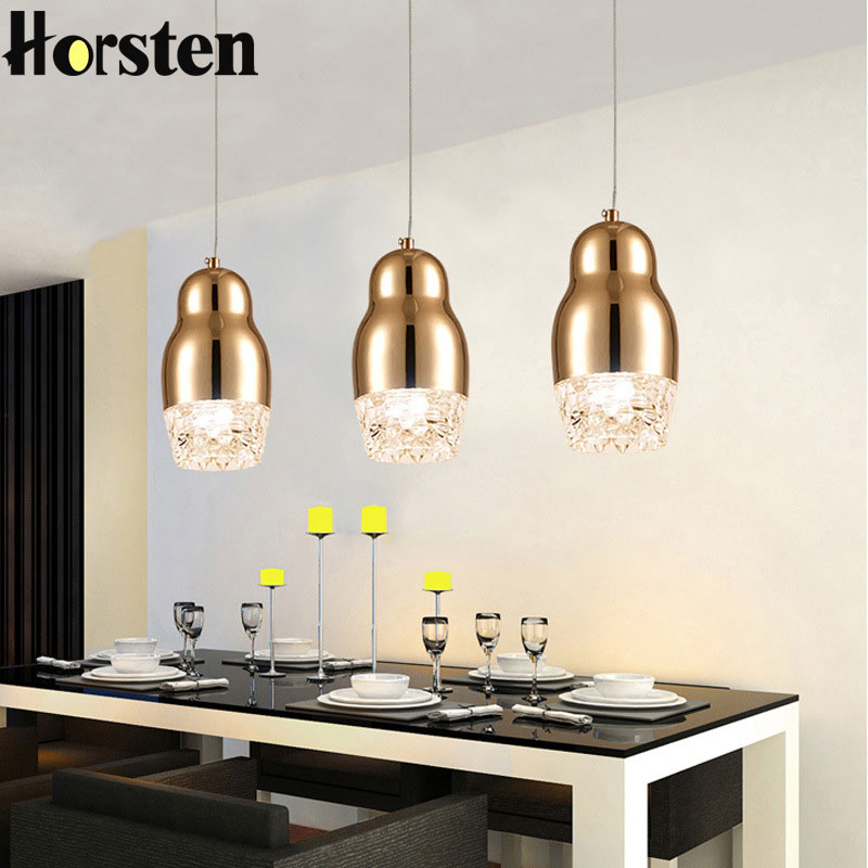 Modern Led Pendant Lights Hanglamp Dining Room Light Fixtures Home Decor  Kitchen Pendant Lighting Loft Bar Hanging Lights
