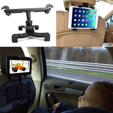 1PC universal car back seat headrest mount holder stand bracket  for tablet ipad 2 3/4 SAMSUNG Tablet PC Stands Car Accessories