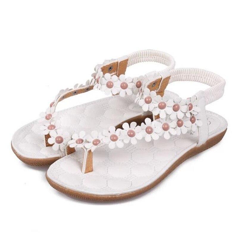 Cuculus New Summer Bling Bowtie Syle Women Sandals 1