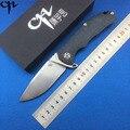 CH3504 складной нож S35VN лезвие шарикоподшипник TC4 титановая ручка Кемпинг Фрукты Карманный инструмент EDC инструмент