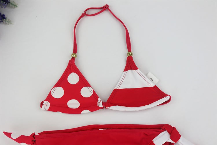 2018 New Children Swimwear Baby Kids Cute Bikini Girls split Two Pieces swimsuit Bathing suit Beachwear kids biquini infantil 20