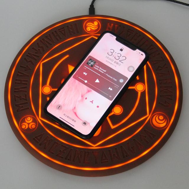 10W Magic Array Wireless Charging Pad