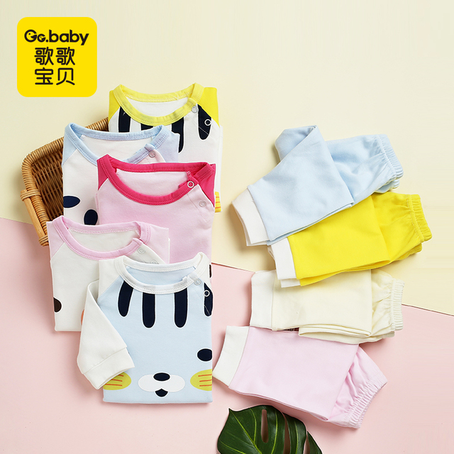 New Winter Baby Clothing Sets For Newborns Boys Set Clothes Girl Outfits Long Sleeve Newborn Suits Infant Pajamas Set Sleepwear