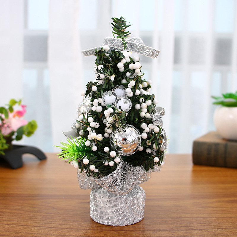 Christmas Tree Decoration Room Happy Christmas Tree Decoration Gift Toy Doll House Christmas Home Decorations image