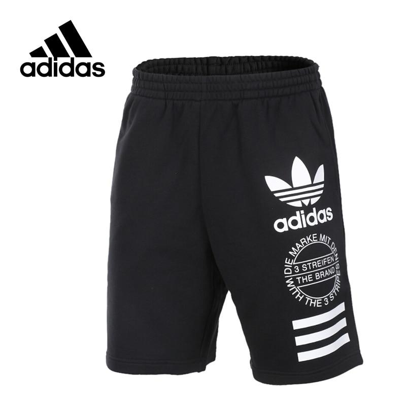 Original New Arrival Official Adidas Originals SWEATSHORTS LA Men's Shorts Sportswear