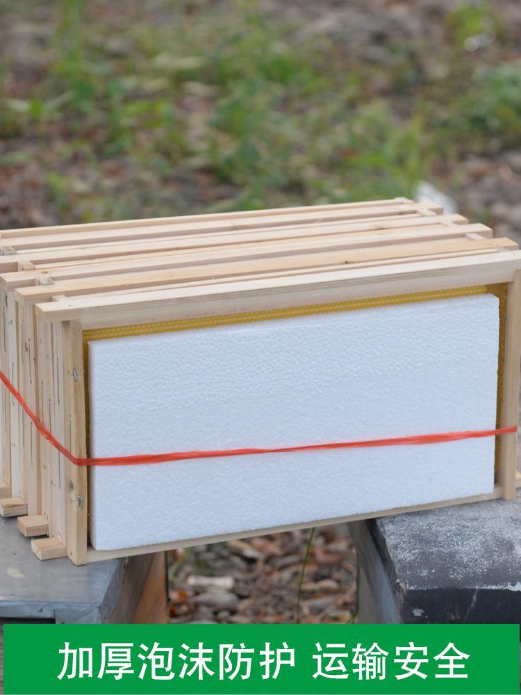 Est box bee finished fir nest honey коробка с пчелами полный набор птичьего гнезда селезенки инструменты для пчеловодства - Цвет: Style 1