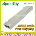 Apexway 4400 mah 11.1 v batería para dell latitude e6400 e6410 e6500 e6510 precision m2400 m4400 m4500 m6400 m6500 c719r ky265