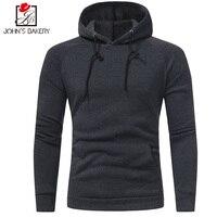 2018 Men S Sweatshirt Hoodies Hip Hop Hoodies Male Brand Hoodies Simple Solid Color Men Slim