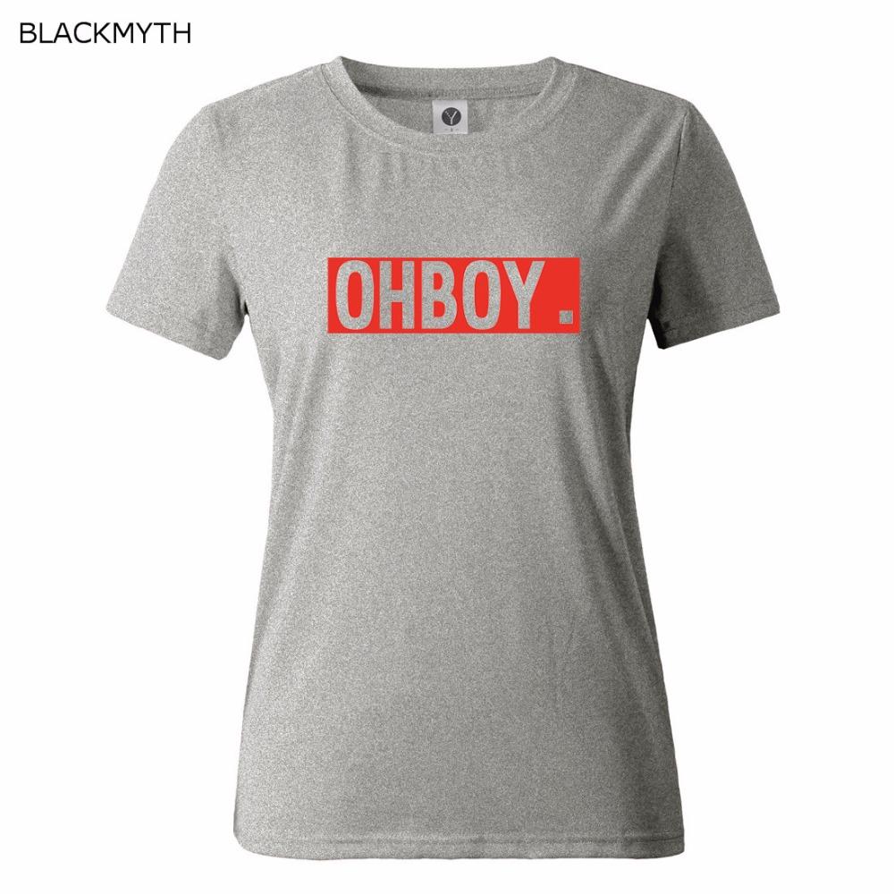 HTB1jOoMQFXXXXaxXFXXq6xXFXXXV - OHBOY Printing T-shirt Tops Summer Woman Clothing