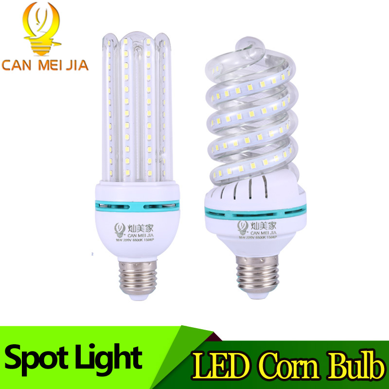 Bright LED Bulb E27 Corn Lamp Light 220V 3W 5W 7W 9W 15W 24W 32W Energy Saving Lamps Efficient Bombillas Led Lamparas for Home led globe bulbs e27 led bulb 220v 7w white warm white light led lamp 108 spot light energy saving lamps high bright 360 degree