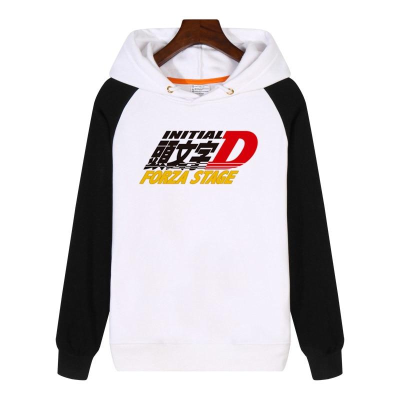 Initial D AE86 Tofu Delivery Car Fujiwara Tofu Shop Hoodies fashion men women Sweatshirts winter Streetwear AN065 AN119 in Hoodies amp Sweatshirts from Men 39 s Clothing