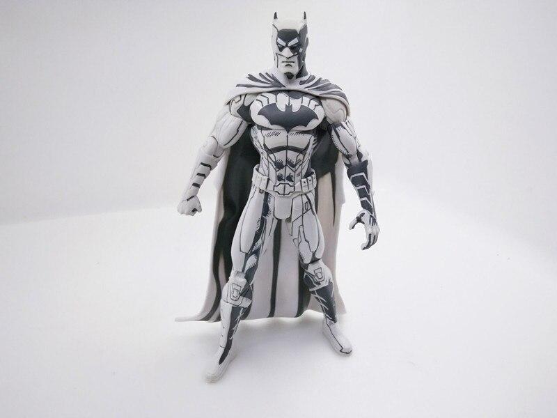 """DC Comics SDCC Superman Jim Lee Sketch Blueline Edition 7/"""" PVC Action Figure"""